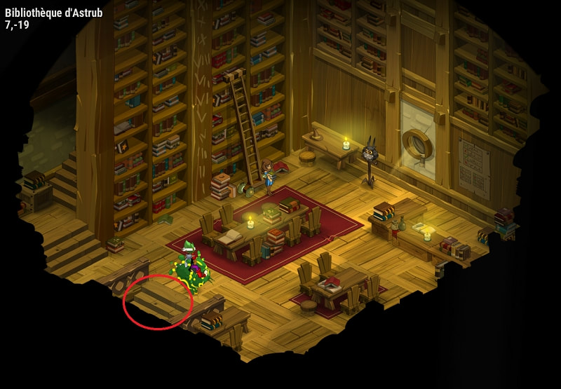 quête De vrais rats de bibliothèque